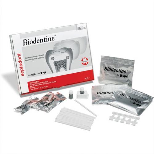 Biodentine – реставрационный заменитель дентина