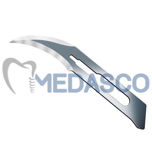 Лезвия нержавеющая сталь Feather - Лезвие FEATHER® №12