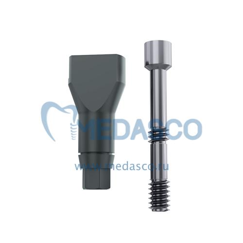 Dentium Super-Line / Implantium - Сканбоди интраоральный dentium Ø3.7/4.0/4.5 - короткий