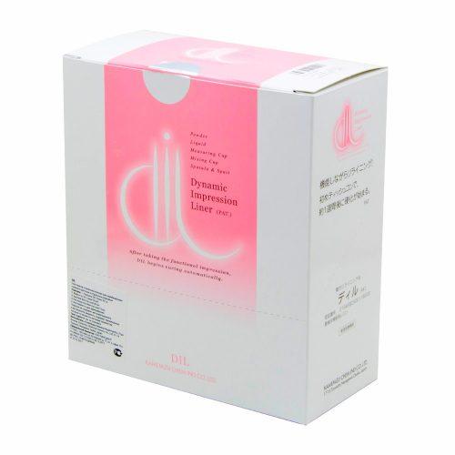 Двухфазный перебазировочный материал D.I.L. (Комплект)