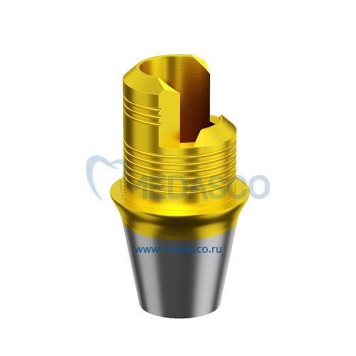 Osstem Implant TS - Osstem Regular Ø4.0/4.5/5.0 GH:1.3мм Bridge (со скосом)