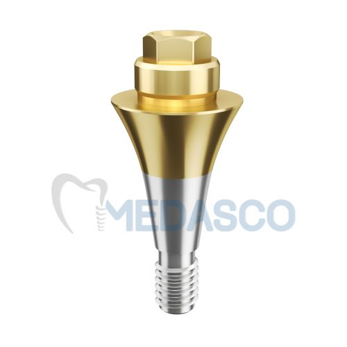Multi-unit Osstem mini прямой - прямой Multi-unit абатмент Osstem mini GH:2.5mm