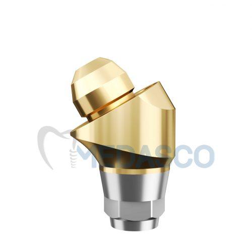 Multi-unit Dentium угловой 30° - Угловой Multi-unit абатмент Dentium/NeoBiotech GH:1.5mm Ang:30°