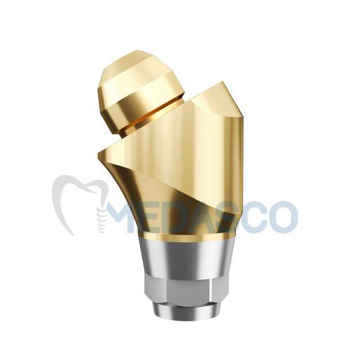 Multi-unit Dentium угловой 30° - Угловой Multi-unit абатмент Dentium/NeoBiotech GH:2.5mm Ang:30°