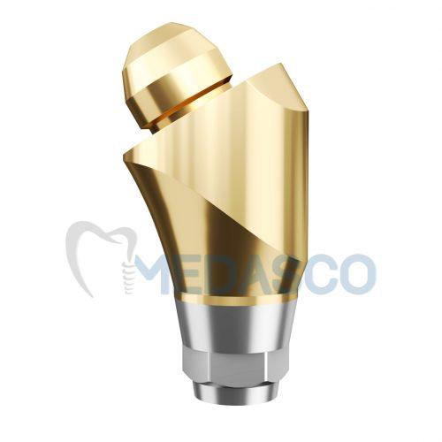 Multi-unit Dentium угловой 30° - Угловой Multi-unit абатмент Dentium/NeoBiotech GH:3.5mm Ang:30°