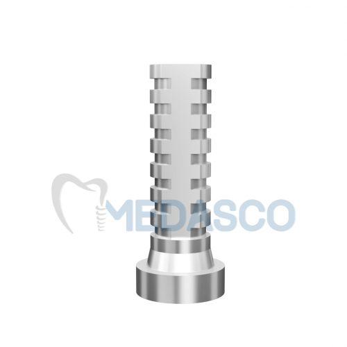 Ортопедические компоненты Multiunit Dentium - Временный титановый цилиндр