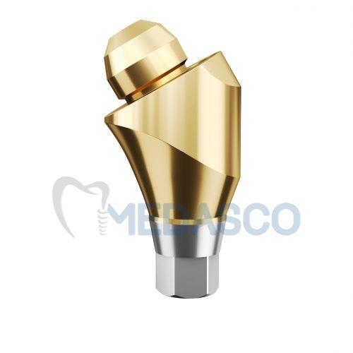 Multi-unit Osstem mini угловой 30° - Угловой Multi-unit абатмент Osstem mini GH:3.5mm Ang:30°