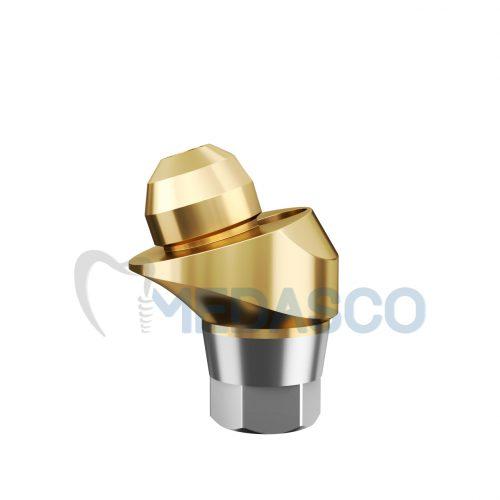 Multi-unit Osstem regular угловой 17° - Угловой Multi-unit абатмент Osstem regular GH:1.5mm Ang:17°